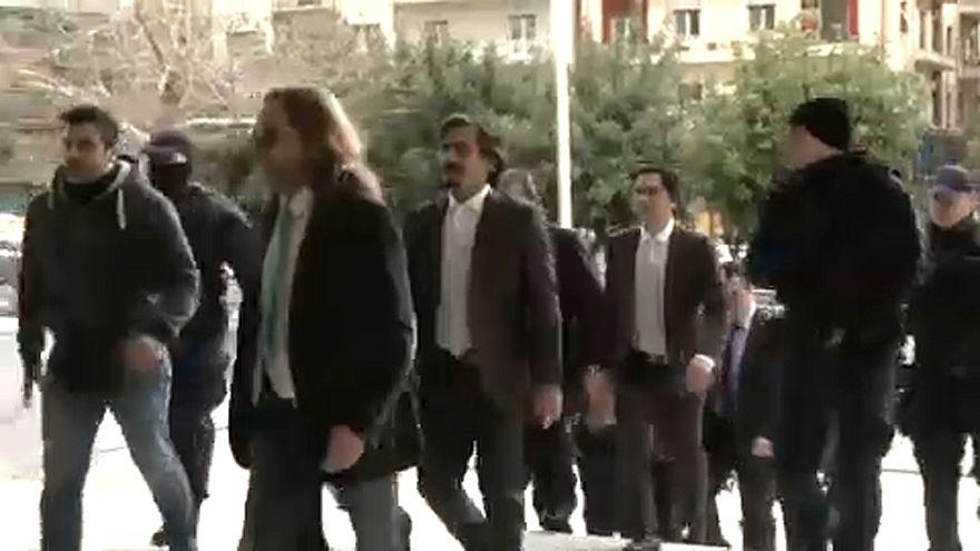 Görög menedék a török katonának