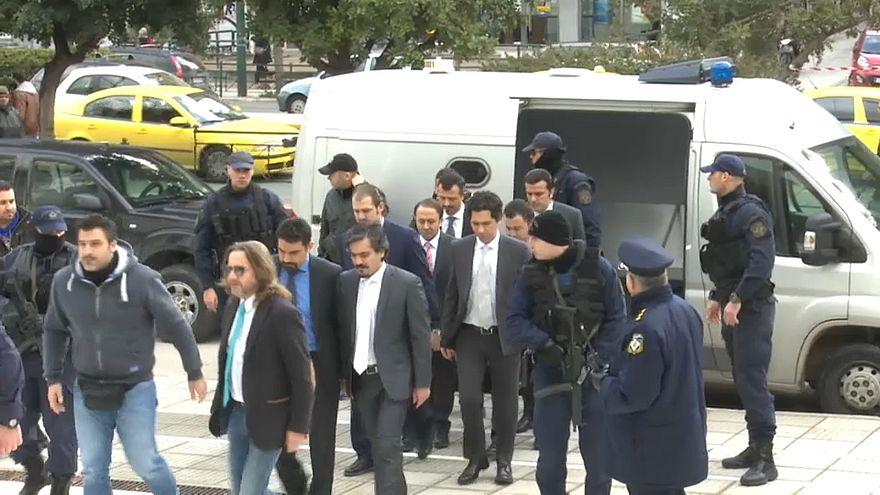 La Grecia dà asilo a un golpista turco