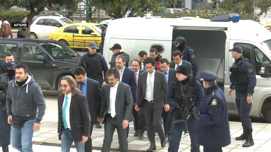 Турецкий офицер получил убежище