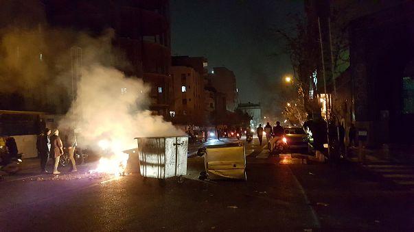 Deux personnes tuées dans les manifestations anti-régime