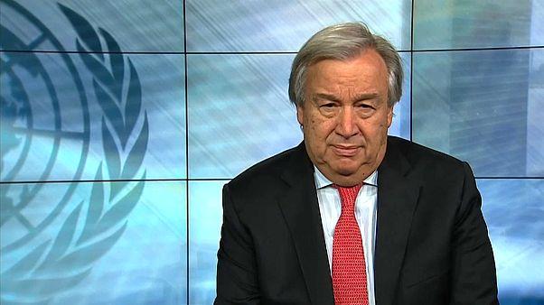 L'ONU lancia l'allarme rosso