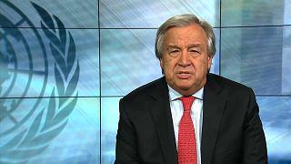 Antonio Guterres lance un signal d'alarme