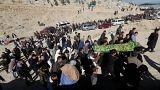 مقتل وجرح العشرات خلال تشييع جنازة في أفغانستان