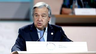 Guterres yeni yıl mesajında dünyayı uyardı