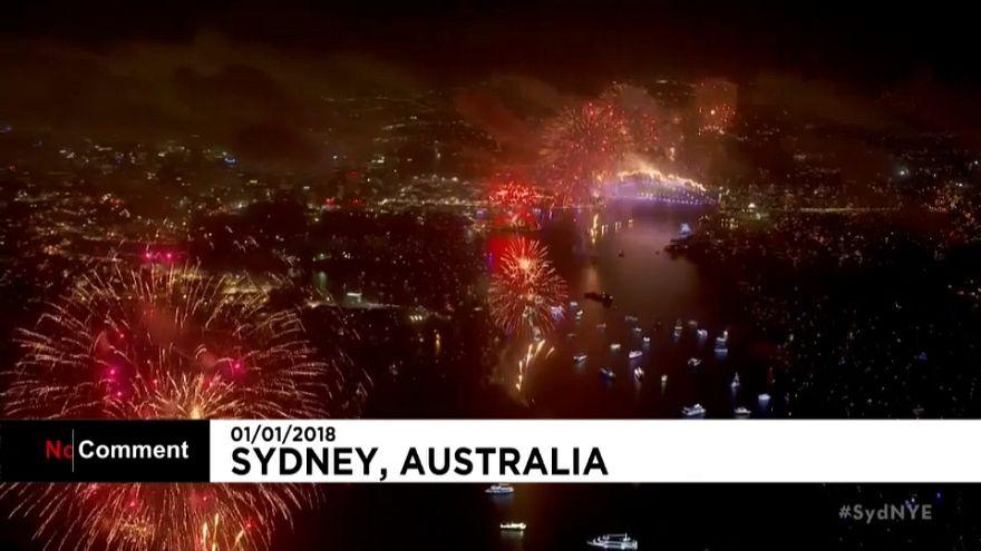 Austrália recebe 2018