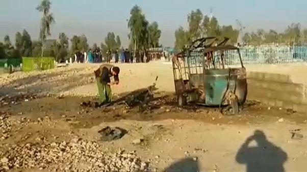 Temetésen ölt az öngyilkos támadó Afganisztánban