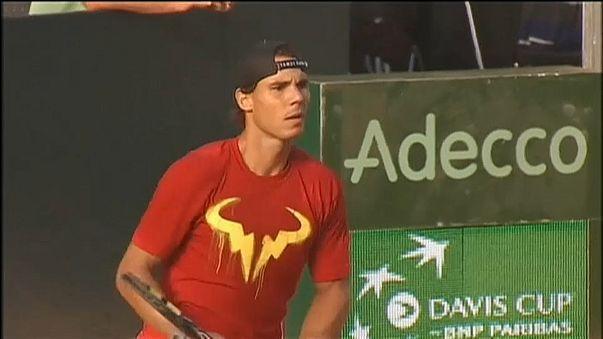 Теннис: травма за травмой