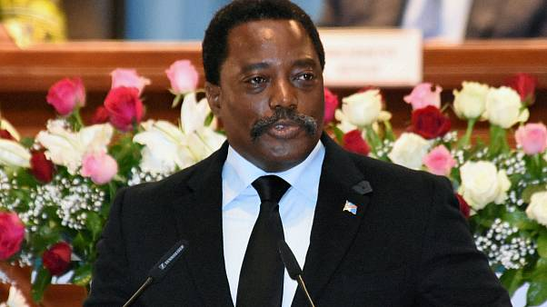 Joseph Kabila 2017 áprilisában