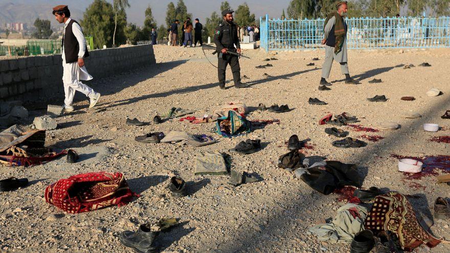 Afganistan'da intihar saldırısı: En az 18 ölü