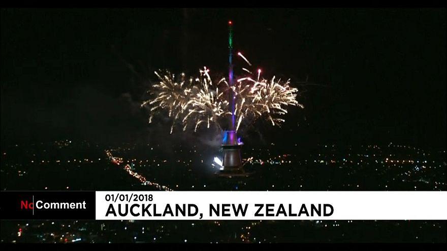 La Nouvelle-Zélande bascule en 2018