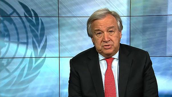 """Генсек ООН: """"Не призываю, а бью тревогу!"""""""