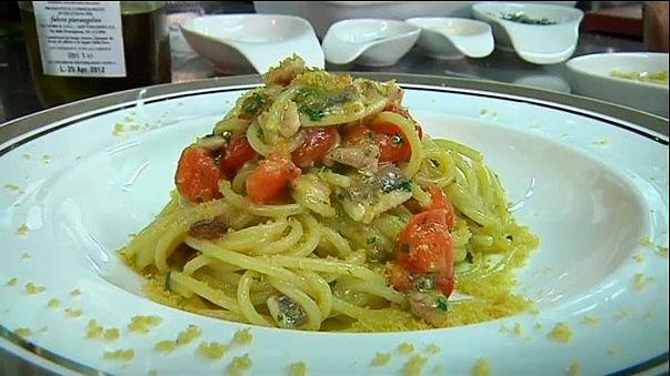 L'appetito vien mangiando... cibi italiani