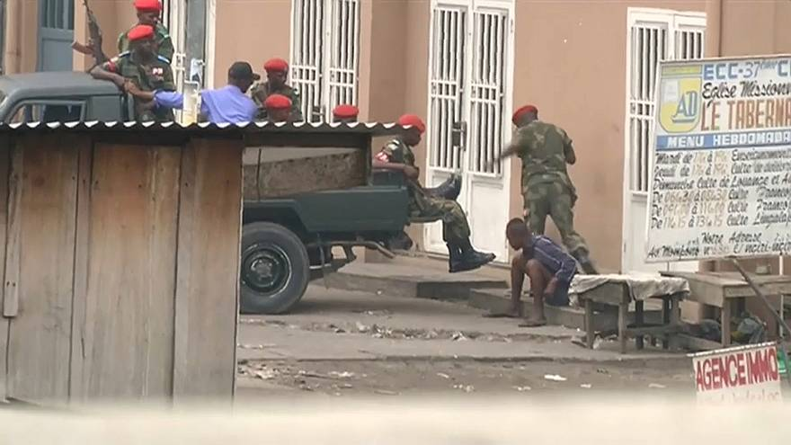 Жители ДР Конго требуют отставки президента