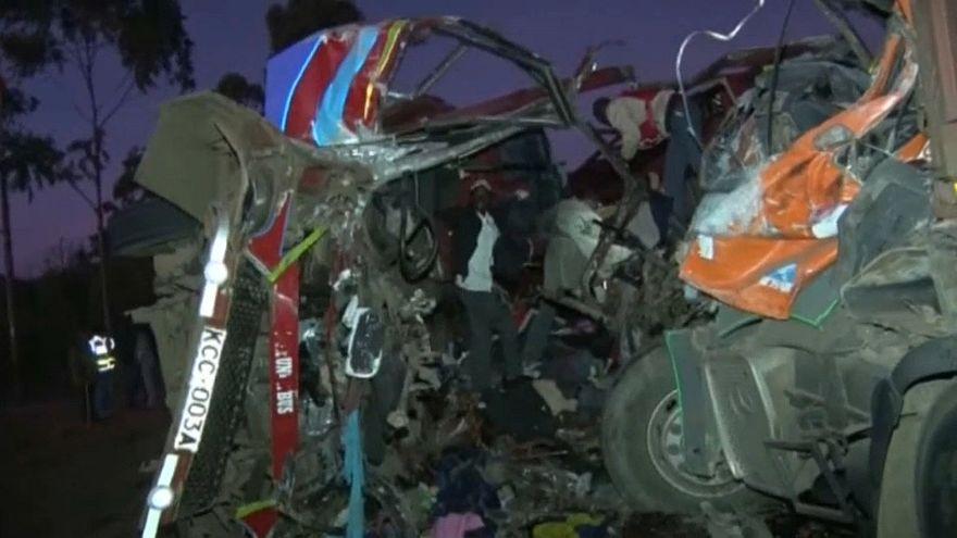 Крупное ДТП в Кении: свыше 30 жертв