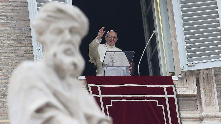 """Papa Francesco: """"Un anno segnato da guerre, bugie e ingiustizie"""""""