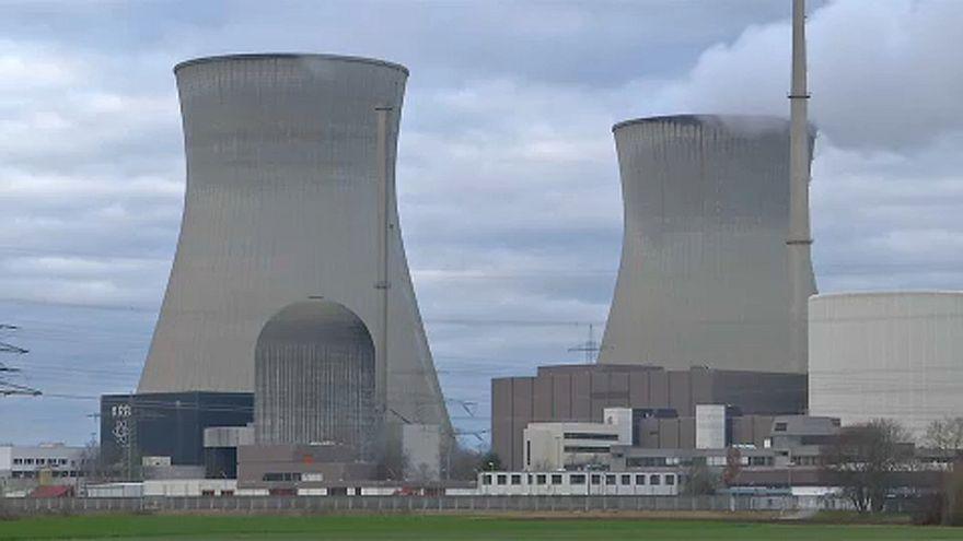 """Végleg leállt a bajorországi atomerőmű """"B"""" egysége"""