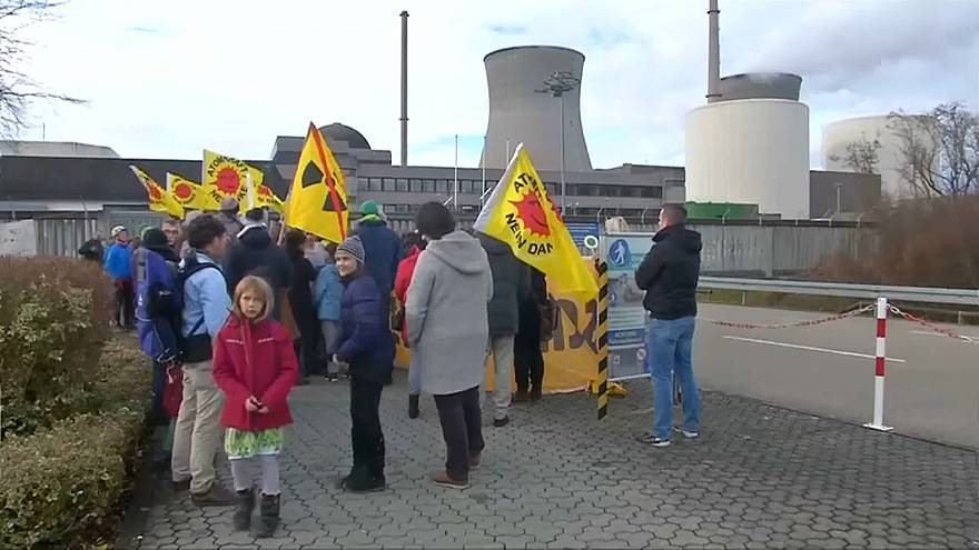 Atomkraftwerk Gundremmingen: Block B geht vom Netz
