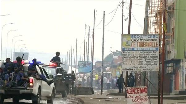 Violente répression contre la communauté catholique