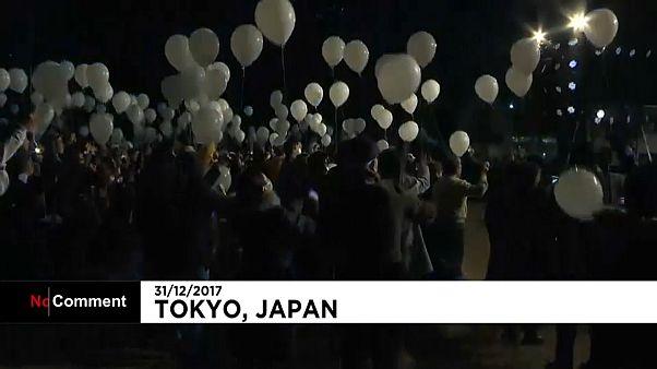 Japonya'da yeni yıl kutlamaları