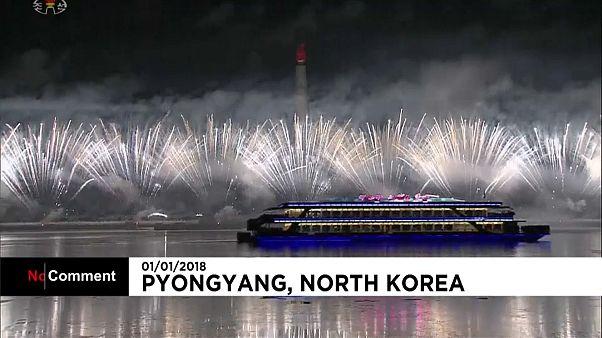 """Capodanno in Corea del Nord: per un giorno sembra un paese """"normale"""""""