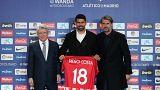 Visszatért az Atlético Madridhoz Diego Costa