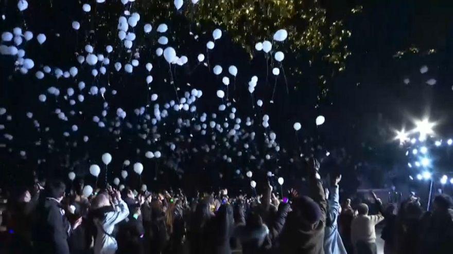 El mundo celebra el Año Nuevo