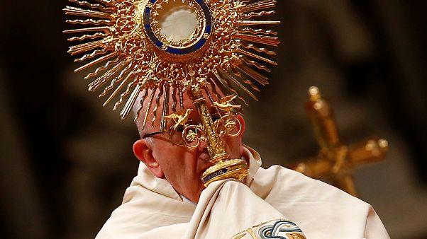 «Μήνυμα ευθύνης» από τον Πάπα Φραγκίσκο για την Πρωτοχρονιά του 2018