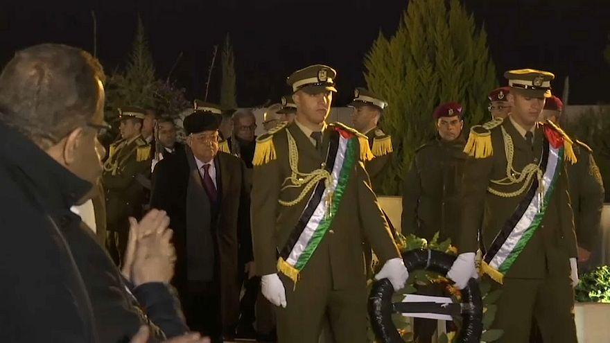 """""""Kudüs Filistin halkının ebedi başkentidir"""""""