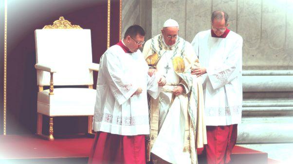 Papa Francis terör mağdurları için dua etti
