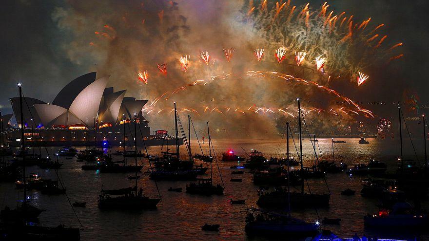 Prosit Neujahr! Feuerwerke zum Jahreswechsel