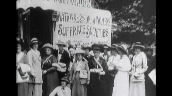 Vor 100 Jahren: Der 1. Weltkrieg gerade zu Ende