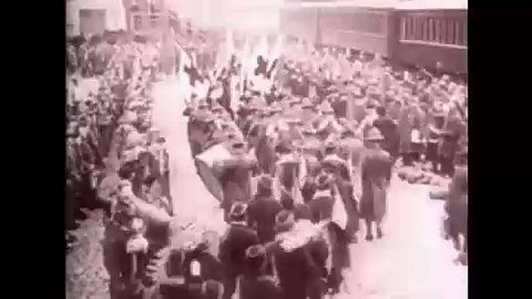 Mi történt 100 éve?