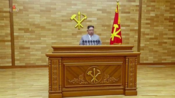 """Kim: """"Ho il pulsante nucleare sulla scrivania"""""""