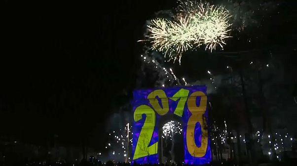 Bienvenue en 2018!