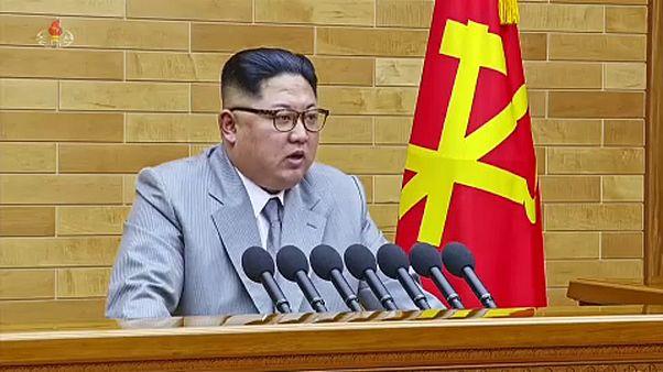 Fenyegetéssel kezdte az évet Kim Dzsongun