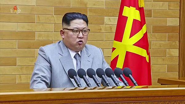Kim Jong Un'dan ABD'ye: Nükleer buton masamda duruyor
