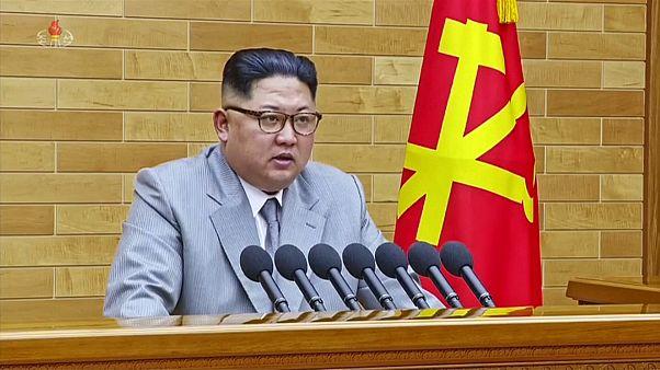 """Kim Jong Un droht USA: """"Atomwaffen-Knopf"""" ist immer in Reichweite"""