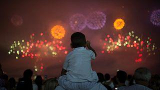 Festa a Rio de Janeiro