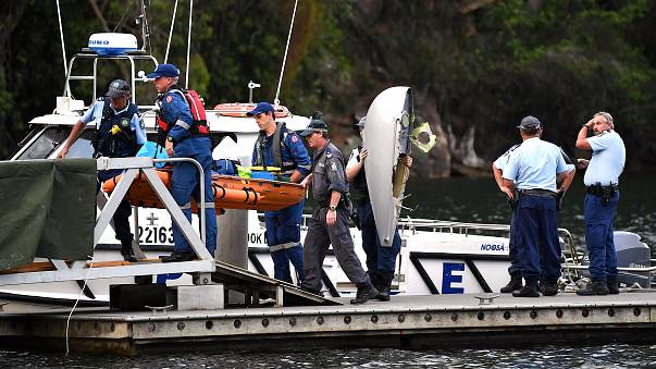 Body of passenger recovered from seaplane crash north of Sydney, Dec. 31