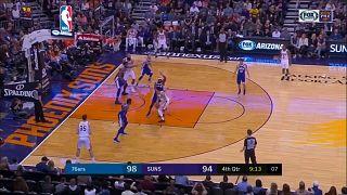"НБА: новогодний подарок для ""76"""