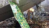 Costarica: precipita aereo, 12 vittime