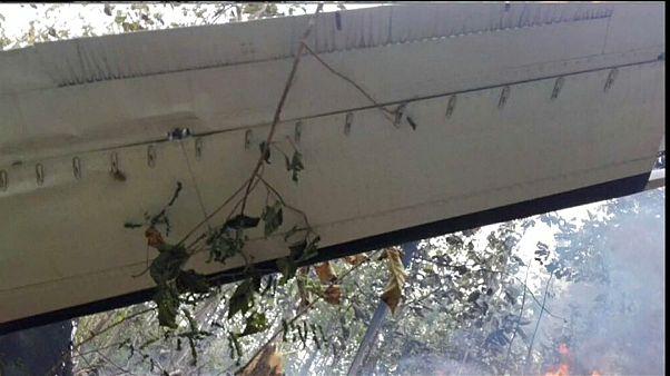 Kleinflugzeug in Costa Rica abgestürzt