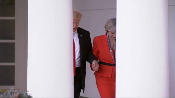 Struggling to maintain the UK:US 'special relationship'