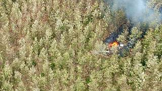 Queda de monomotor faz 12 mortos na Costa Rica