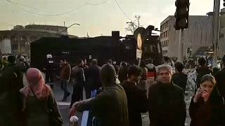 Ten people killed in Iran protests on Sunday, state television reports