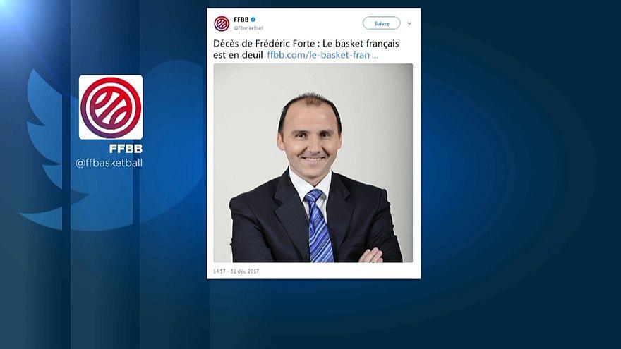 Basket : Frédéric Forte est mort