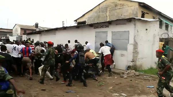 Protestos acabam com mortes