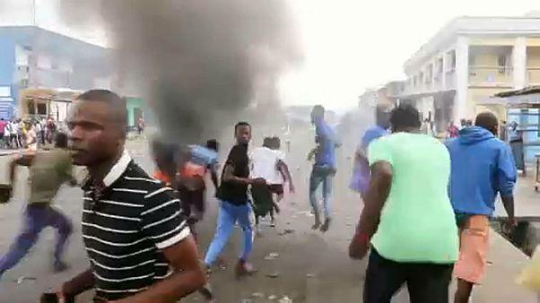Újabb hét halott a kongói tüntetéseken