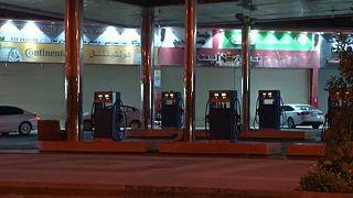 Benzináremelés Szaúd-Arábiában