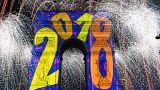 جشنهای آغاز سال نوی میلادی در پایتخت های اروپایی